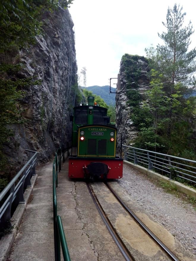 Tren del Cemento - Locomotora Schöma