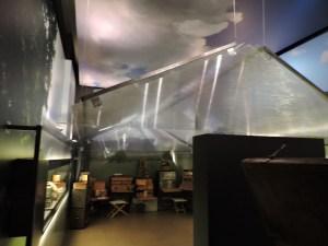 Museo Farmacia Militar - Reproducción de un hospital de campaña