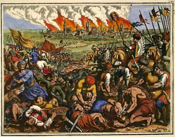Museo Farmacia Militar - Batalla de Legnica, 1241, entre los mongoles y los reinos europeos (2)