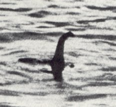 El Monstruo de Leganés - Fotografía del cirujano. La imagen más famosa y nítida de Nessie (2)