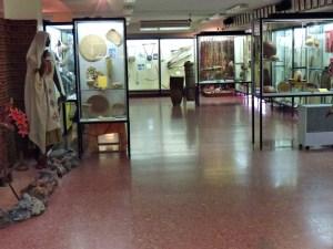 Museo Mundo Negro - Salas de exposición del museo