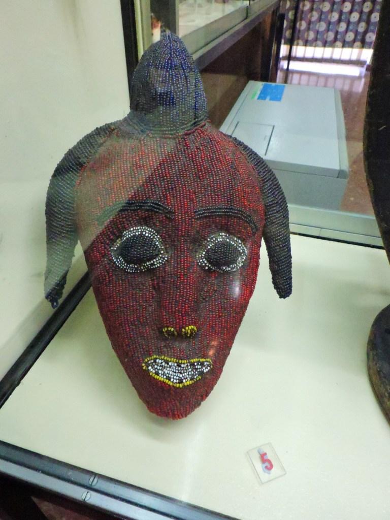 Museo Mundo Negro - Máscara iniciática