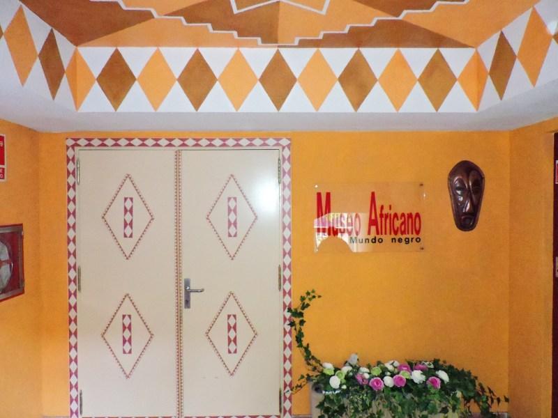 Museo Mundo Negro - Entrada al Museo Mundo Negro