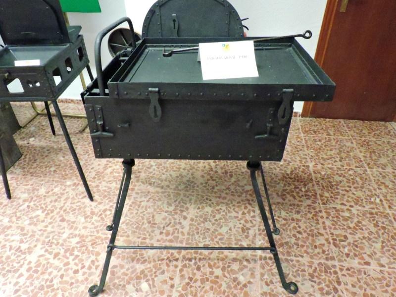 Museo Veterinaria Militar - Fragua portátil