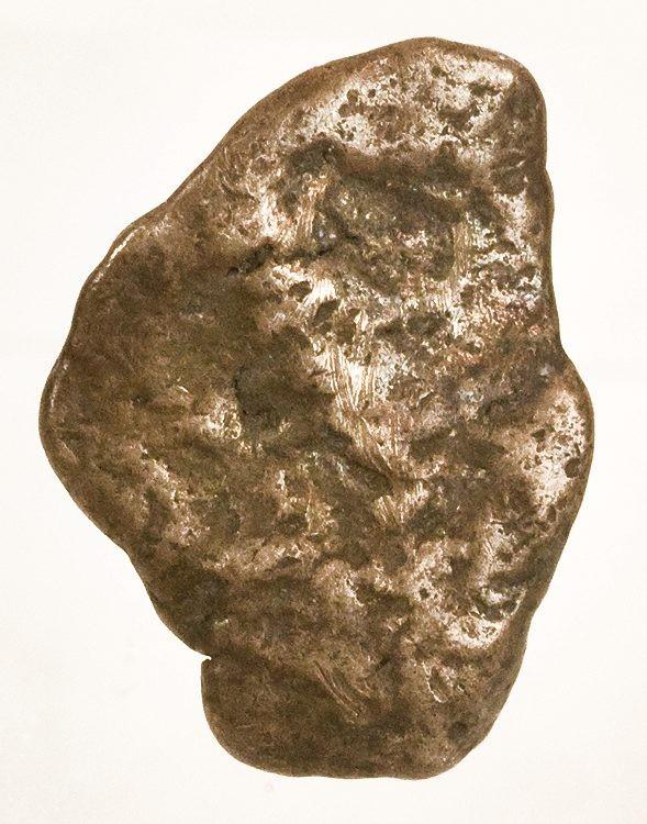 Museo Histórico-Minero - Amalgama natural de plata y mercurio (3)