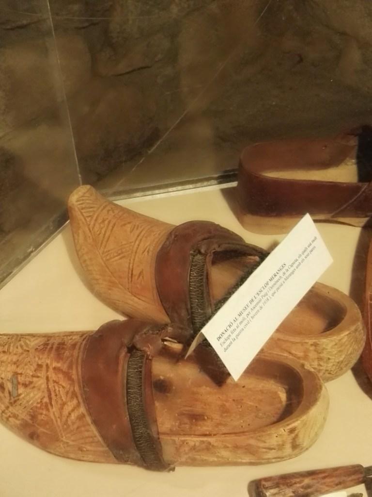 Museo del Zueco - Zuecos de Maranges.