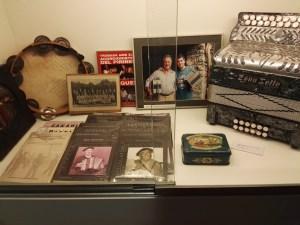 Museo del Acordeón - Partituras y recuerdos.