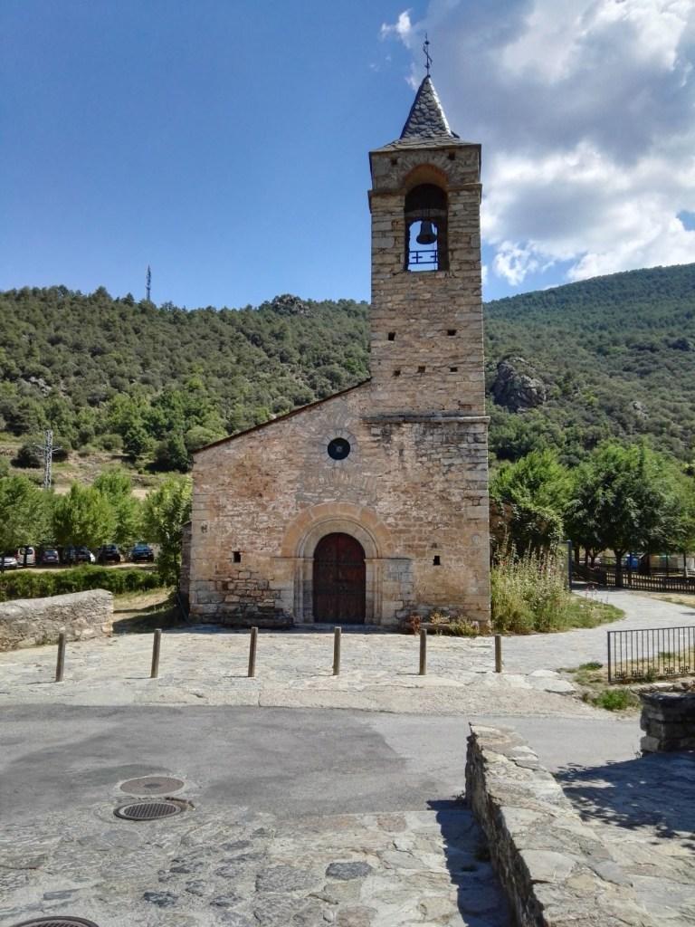 Museo del Acordeón - Preciosa iglesia románica de Arseguell.