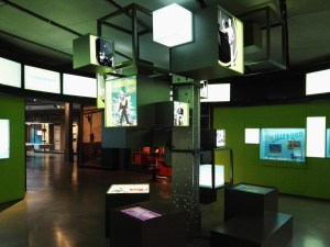 Exposición Theremin - Exposición Theremin en Espacio Fundación Telefónica.
