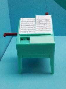 Exposición Theremin - Theremín en miniatura, totalmente funcional.