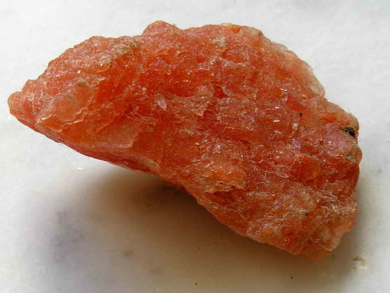 La Montaña de Sal - La silvina es cloruro de potasio, o KCl (6).