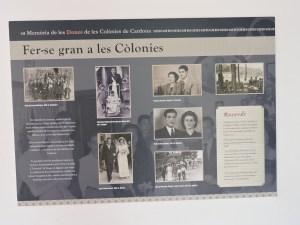 La Montaña de Sal - Con la construcción de viviendas y colegios, en los años 40 terminaron las penurias de los mineros de Cardona.