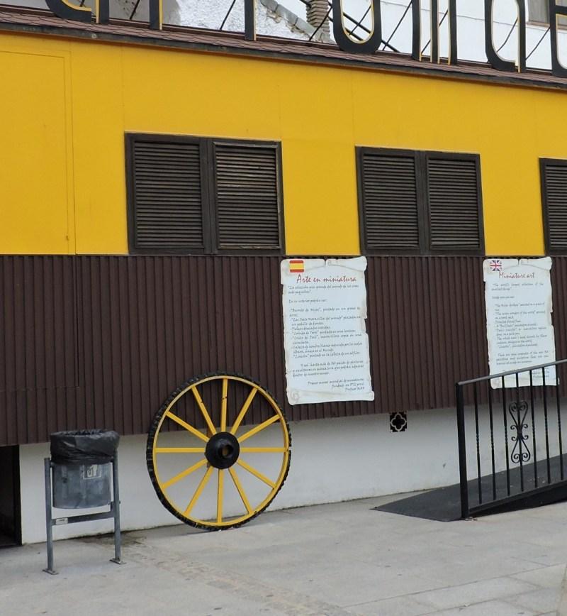 El Carromato de Max - El Carromato de Max, sede del primer museo de miniaturas.