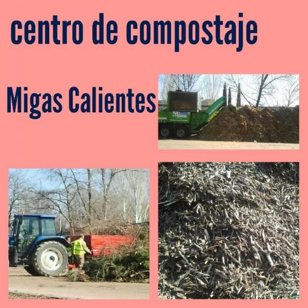 Jardín Botánico Madrid - Migas Calientes sigue siendo hoy en día el nombre de un vivero y planta de compostaje municipal.