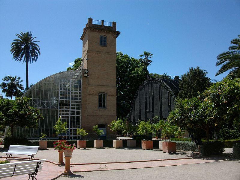 Jardín Botánico Madrid - El Jardín Botánico de Valencia, creado en 1567 para proporcionar plantas a la Escuela de Medicina de esta ciudad (1).