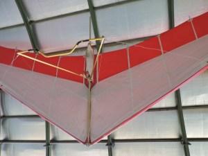 Museo del Aire - Ala delta.