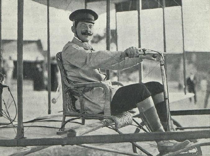 Museo del Aire - Pruebas de vuelo del Brunet nº 1 (5).