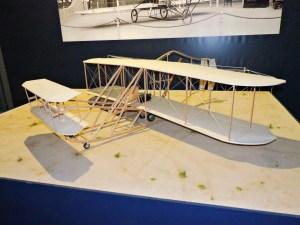 Museo del Aire - Avión Fernández nº2, creado por el sastre español, afincado en Niza, Antonio Fernández en el año 1909.