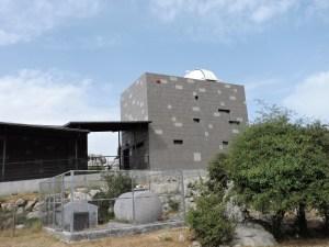 El Torcal de Antequera - Observatorio astronómico.