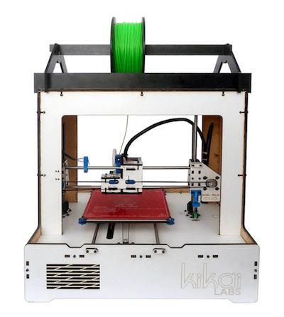 Puente Peatonal Impreso en 3D - Impresora doméstica Kikai (1).
