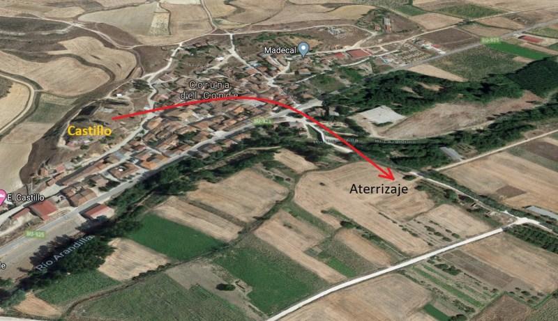 El vuelo de Diego Marín - Posible vuelo de Diego Marín (9).