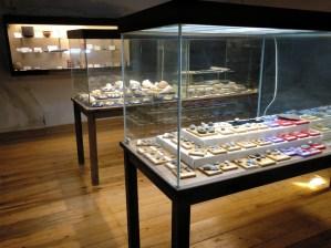 Museo Religioso-Paleontológico - La colección que alberga este museo es realmente extensa.