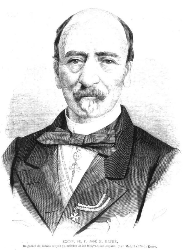 El telégrafo óptico - José María Mathé, creador de la primera red de telegrafía óptica en España (14).