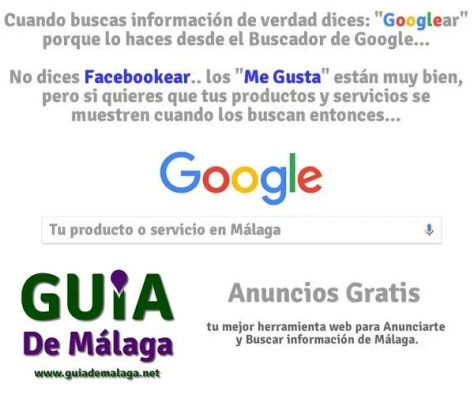 Googlear Facebookear