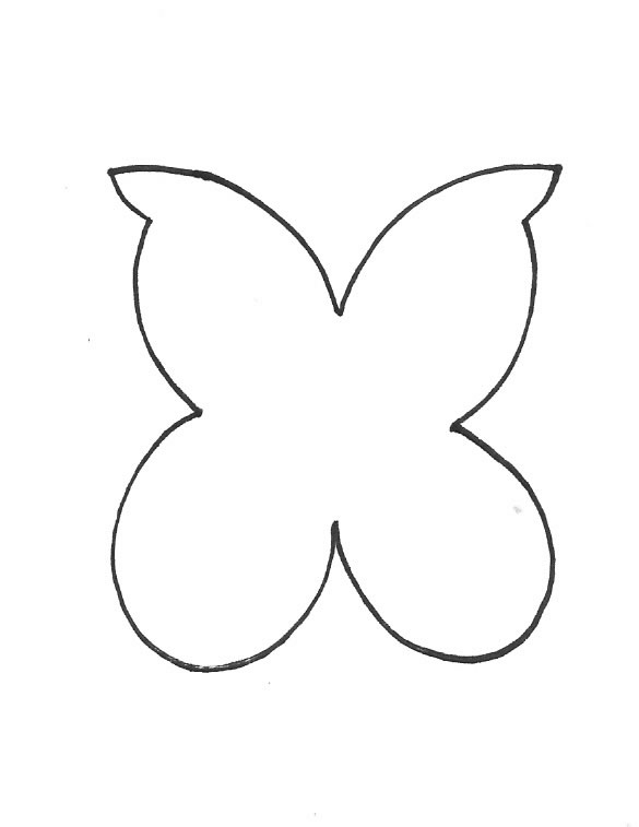 patron mariposas 3