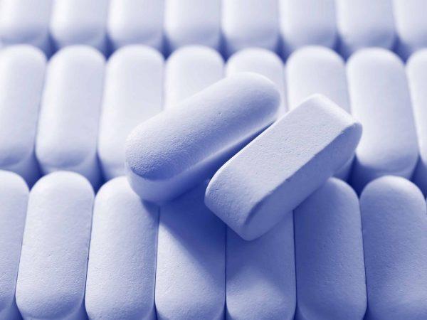 Píldoras de citrato de magnesio