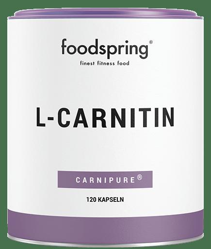L-carnitina de Foodspring