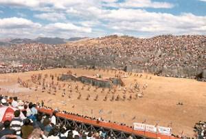 Porque los Incas abandonaron Machu Picchu