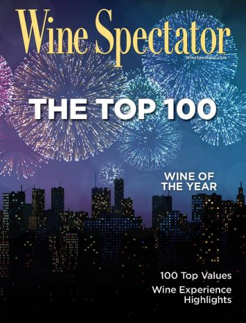 Foto Wine Spectator TOP 100 2016