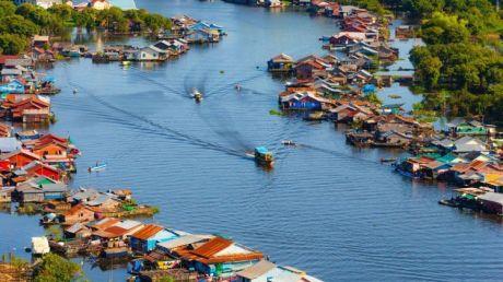 Siem Reap Tonle sap Guia en tailandia Camboya privado