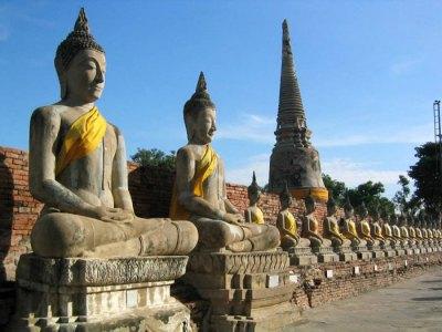 Ayutthayah tours español Sukothai