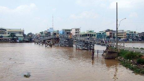 Delta Ben Tre guia en tailandia mercado flotante