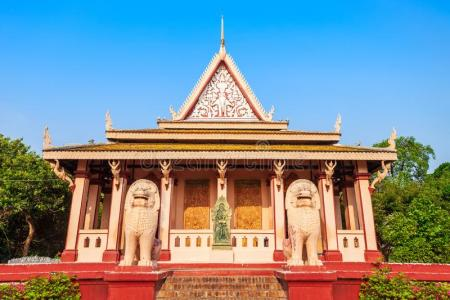 pagoda Phnom Penh guia en tailandia tours