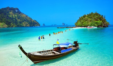 tup 4 islas four islands guia en tailandia