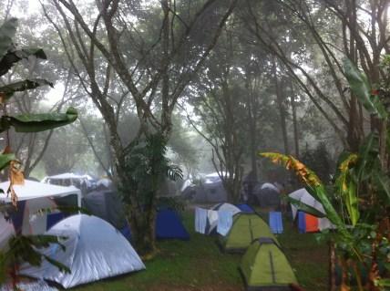 Camping Alto da Serra