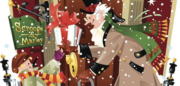 Cuento de Navidad de Dickens