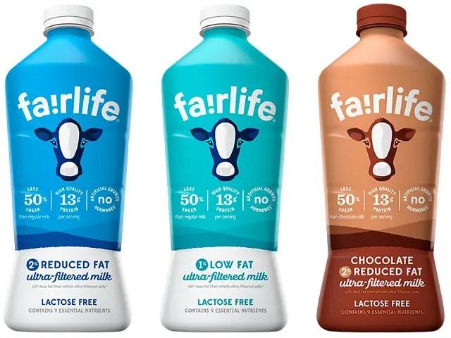 Leite da Coca-Cola, fairlife, agora é feito com leite 100% canadense
