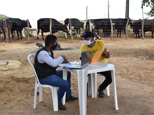 Produtor aumenta em 400% produção de leite após assistência técnica do Senar/SE