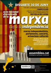 MARXA CAP A LA INDEPENDèNCIA!