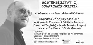 Conferencia Arcadi Oliveres