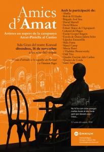 Concert 'Amics d'Amat' al Kursaal