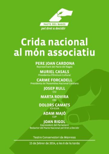 Cartell Pacte Bages 15-02-14