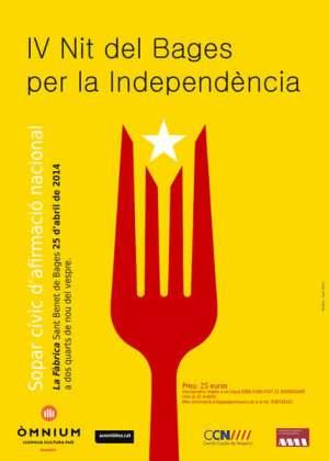 IV Nit del Bages per la Independència