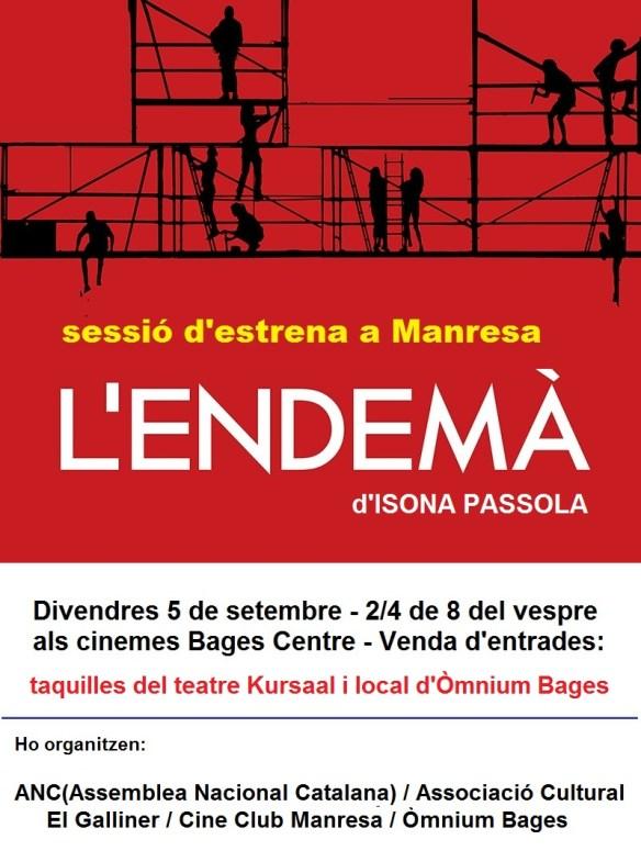 L'endemà - d'Isona Pasola