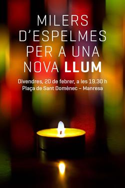 Milers d'espelmes per una Nova LLum