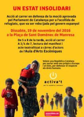 accio_refugiats_manresa_cartell